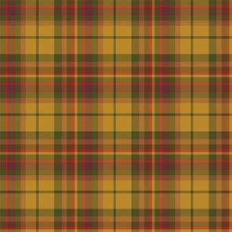 Controllare il motivo scozzese senza cuciture. design in tessuto piatto. tartan.