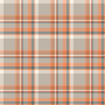 Motivo scozzese a quadri senza cuciture