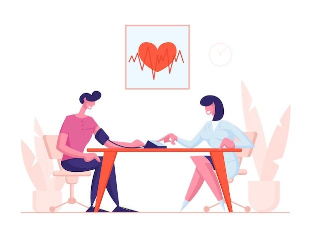 Controllo del concetto di pressione arteriosa