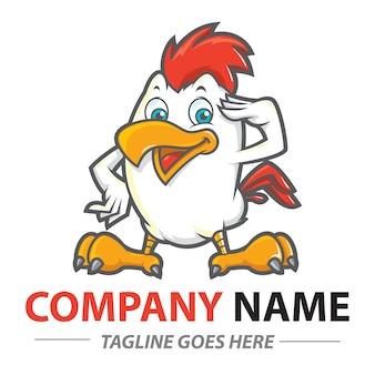 Logo di pollo