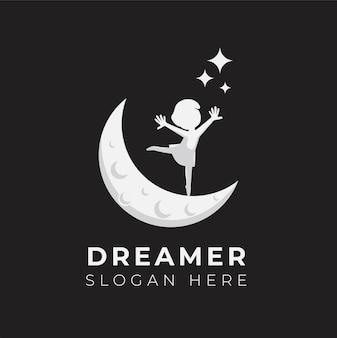 Logo del sogno del bambino