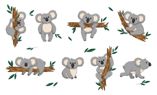 Stampa di design per bambini per tessuti Vettore Premium