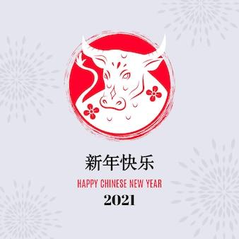 Capodanno cinese 2021