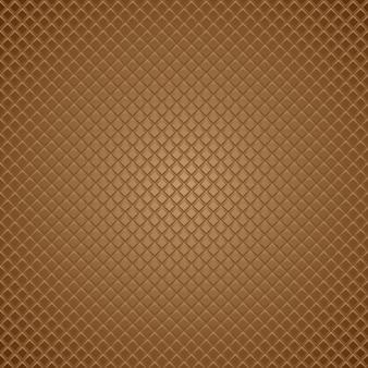 Sfondo di carta da parati al cioccolato