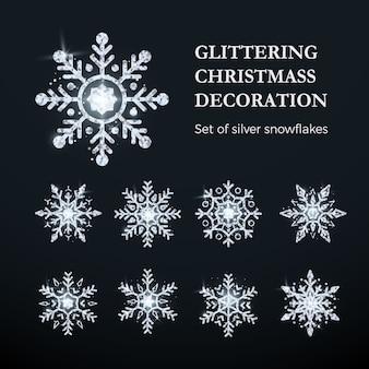 Elemento di decorazione natalizia
