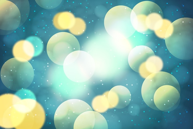 Sfondo di natale sprkling