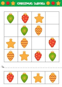 Sudoku di natale