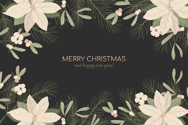 Sfondo a tema natalizio