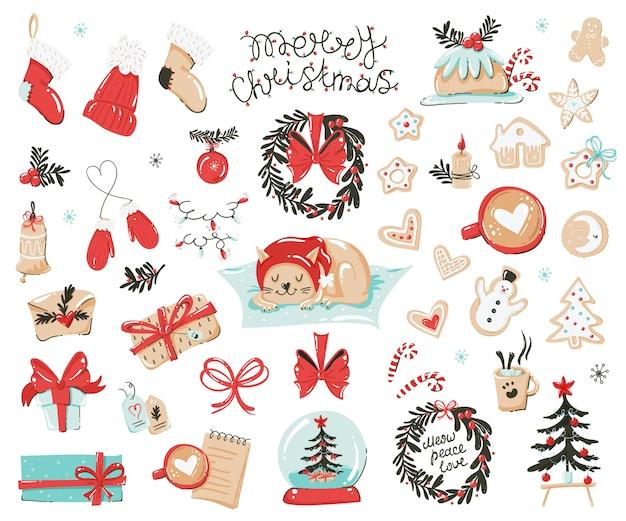Collezione a tema natalizio