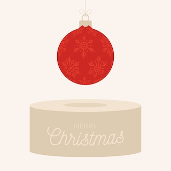 Saluto a tema natalizio