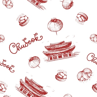 Chuseok - vacanza in corea.