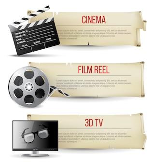 Striscioni cinematografici