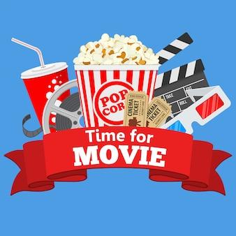 Tempo di cinema e film