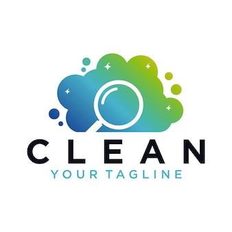 Logo pulito della città