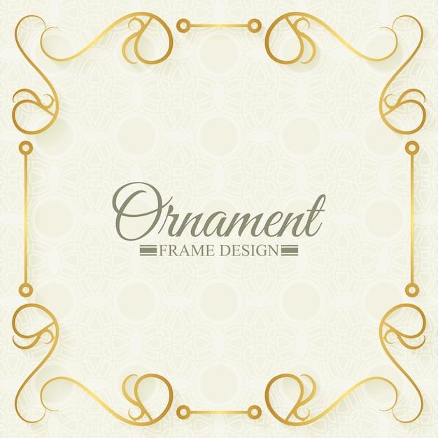 Cornici decorative ornamentali classiche