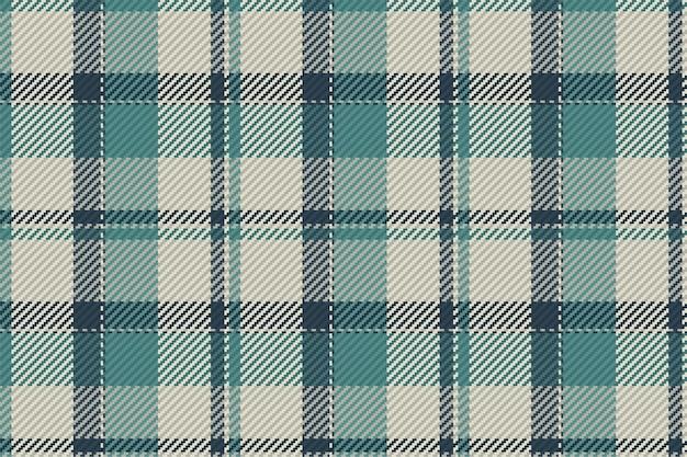 Classico motivo tartan a scacchi. seamless texture astratta. carta da parati geometrica di colore. disegno del tessuto vettoriale.