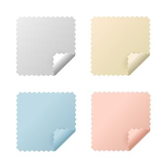 Salviettine detergenti per ottica in microfibra per gioielli