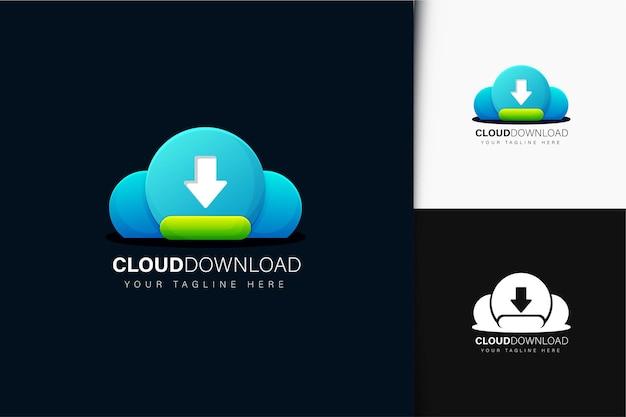 Cloud e scarica il design del logo