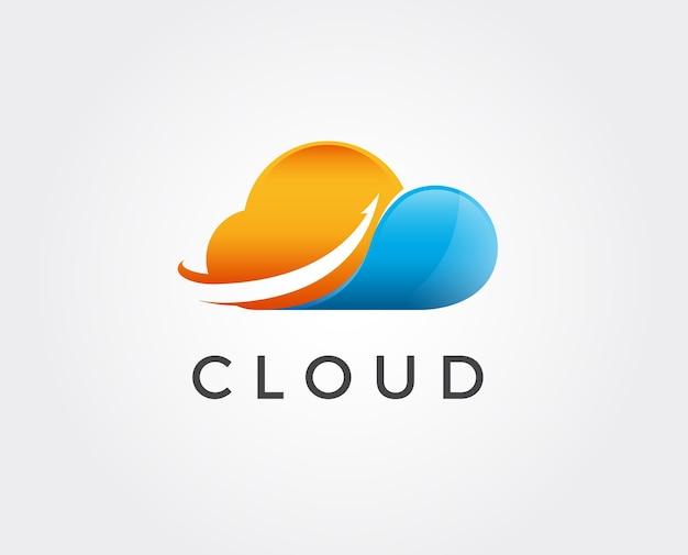 Logo dell'hosting cloud