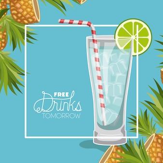 Drink gratuito per cocktail domani
