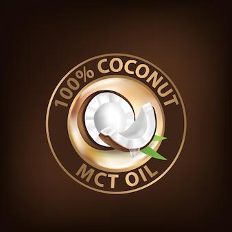 Benefici per la salute dell'olio di cocco mct