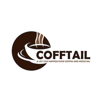 Design del logo del caffè