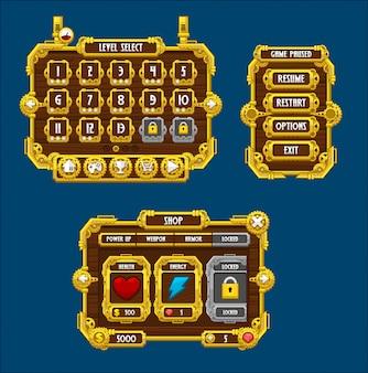 Cog & gear game windows