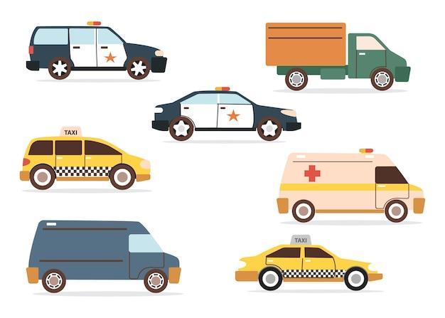 Servizio di ritiro auto per pubblico