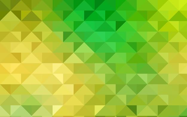 Illustrazione astratta colorato con gradiente