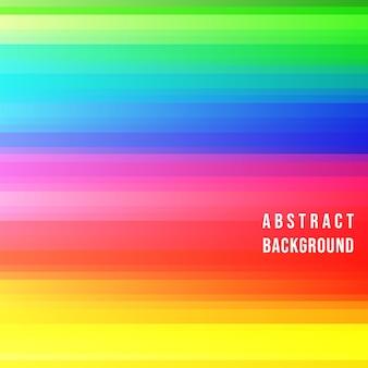 Strisce colorate a gradiente - lgbt pride