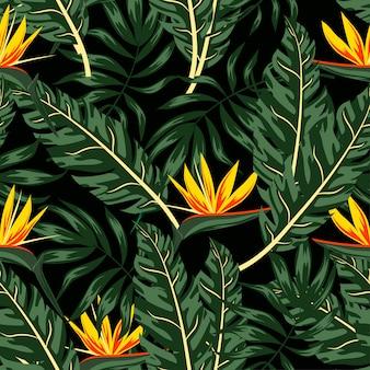 Seamless pattern colorato estate
