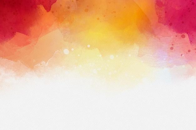 Sfondo colorato ad acquerello