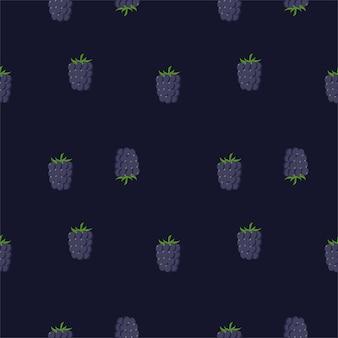 Tomba di frutta colorata senza soluzione di continuità