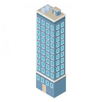 Società di costruzione isometrica