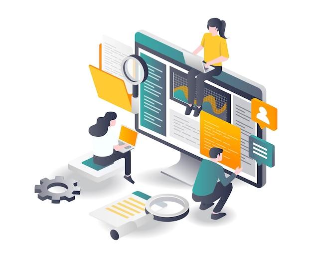 Compila articoli di blog per l'ottimizzazione seo