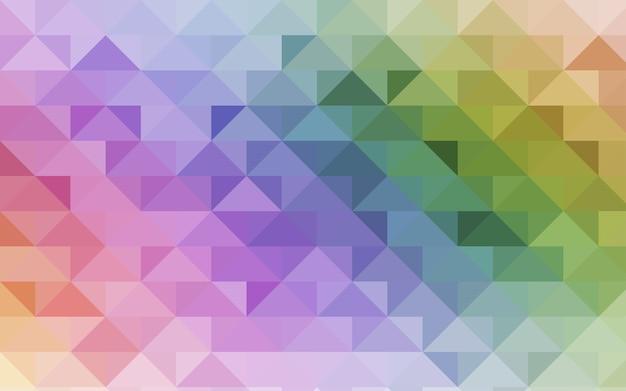 Un'illustrazione a colori completamente nuova in uno stile vago