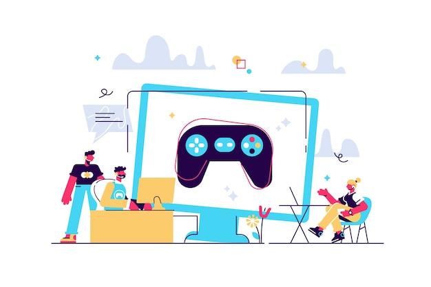 Industria dei giochi per computer, formazione cybersport.