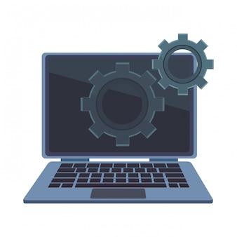 Computer con ingranaggi