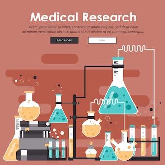 Concetto di scienza, medicina e conoscenza