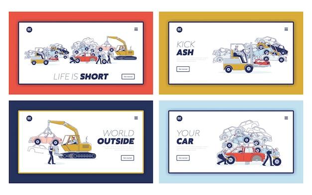Processo di utilizzo del concetto di veicoli.