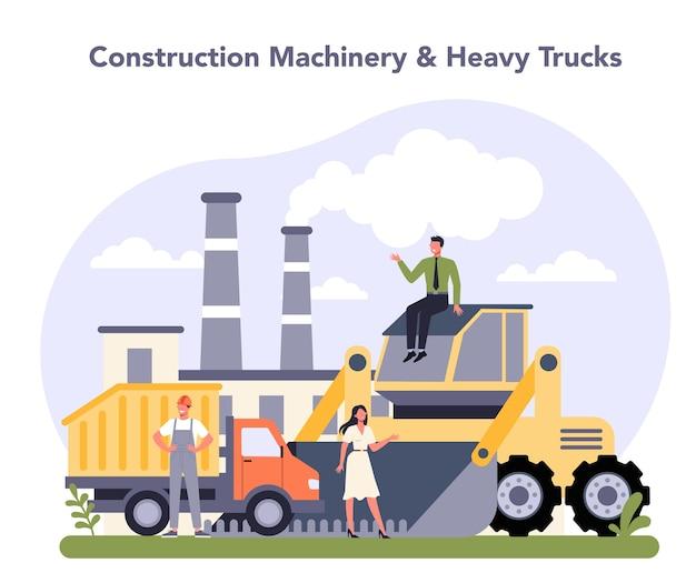 Industria edile e meccanica