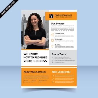 I volantini per consulenti aiutano a promuovere la tua attività per raggiungere un pubblico