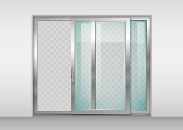 Porta scorrevole moderna