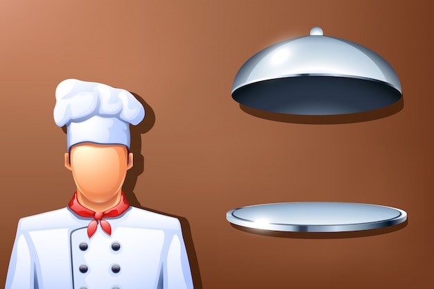 Cuocere il piatto