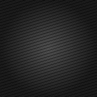 Sfondo nero di velluto a coste, linee tratteggiate