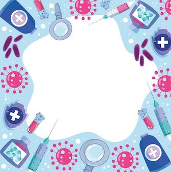 Medicina del vaccino contro il coronavirus