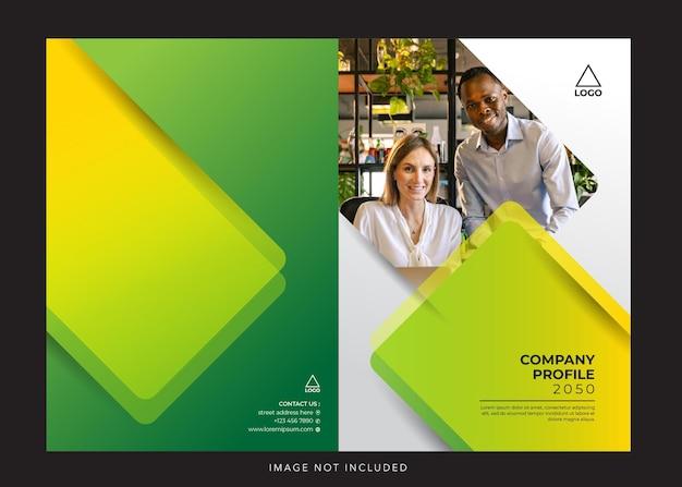 Copertina del profilo aziendale aziendale