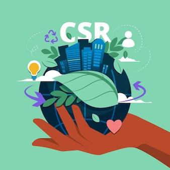 Concetto di responsabilità sociale d'impresa