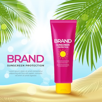 Design pubblicitario cosmetico
