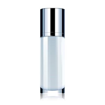 Modello di contenitore cosmetico, bottiglia vuota